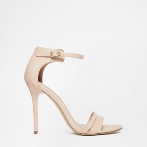 ASOS Hostess Heeled Sandals | Size 9.5